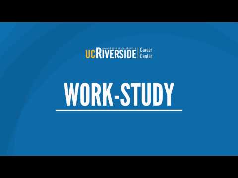 Work-Study: Preparing for your Interview