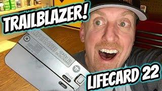 Trailblazer Firearms LifeCard  22LR Review