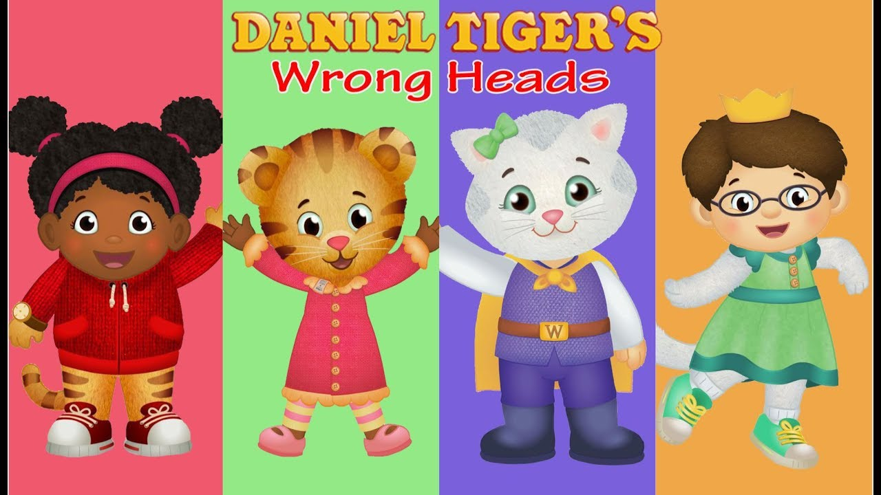 wrong heads daniel tiger prince wednesday katerina miss