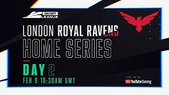 Call of Duty League | London Royal Ravens Home Series | Day 2