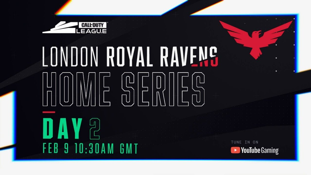 Call of Duty League | London Royal Ravens Home Series | Day 2 thumbnail