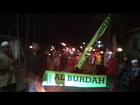 AL-BURDAH (takbir keliling Idhul Adha)