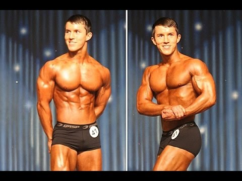 16 Year Old Ryan Sharp Wins Teen Classic Physique Competition Youtube
