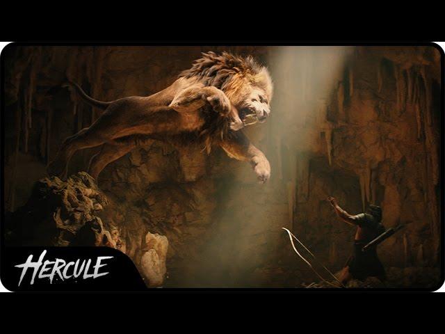 Hercule – Le lion de Némée