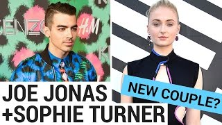 Joe Jonas & Sophie Turner Dating?! (NEW COUPLE ALERT)