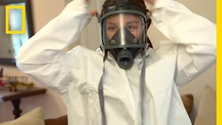 If There's  a Gas Attack | Doomsday Preppers