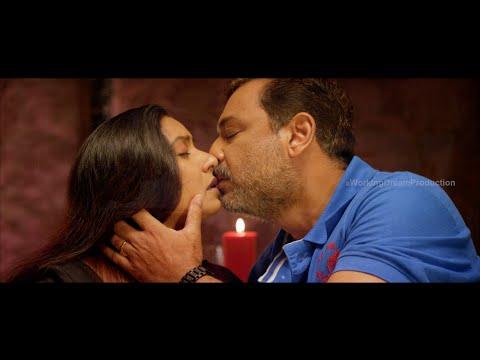 Amani & Naresh Lip Lock Scene - Chandamama Kathalu Movie Scenes