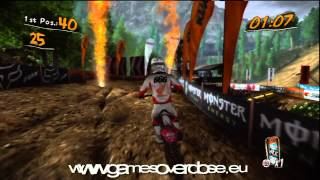 MUD: FIM Motocross World Championship (PS3) Demo Gameplay