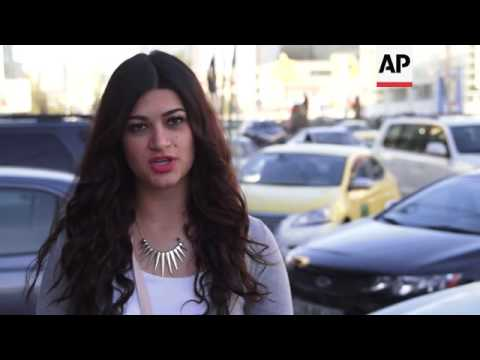 Syrians in Amman react to ceasefire