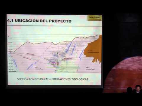 Jueves Minero 10092015 Proyecto Pique Principal Marsa (Marsa Master Shaft)