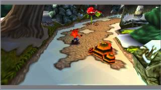 Crash Bandicoot 2 - Level 20 Bee-Having BIG FAIL HD