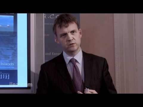 Stefan Haukar Johannesson on Iceland and the EU