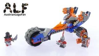 Lego Nexo Knights 70319 Macy´s Thunder Mace - Lego Speed Build Review