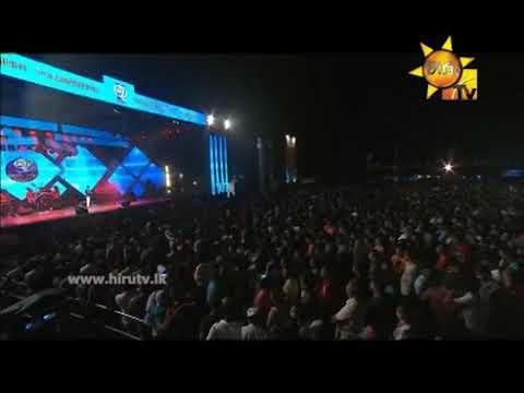 Ahas Maliga Theme Song. Ashan Fernando At Polonnaruwa Shaa Nonstop Night