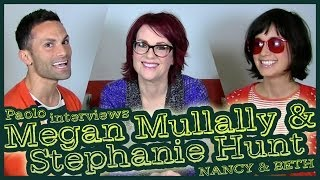 "Megan Mullally & Stephanie Hunt from ""Nancy & Beth"" Interview & Acoustic Performance!"