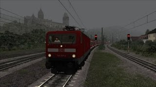 Train Simulator 2013 Ruhr Sieg Line Gameplay (PC HD)