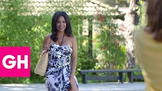 Nia Long | Behind the Scenes | GH streaming