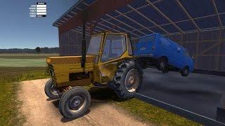 """My Summer Car - Tutorial №2 """"Где найти трактор и что с ним делать"""""""