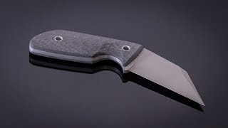 The Making of a Tactix Armory Knife