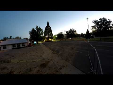 Watch as Giant Sequoia Tree is Moved in Boise, Idaho in 30 Seconds