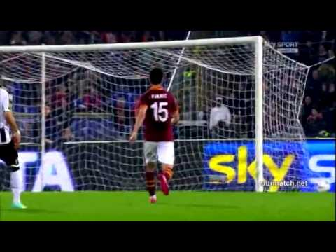 AS Roma vs Udinese 3-2 All Goals and Highlights 17.03.2014