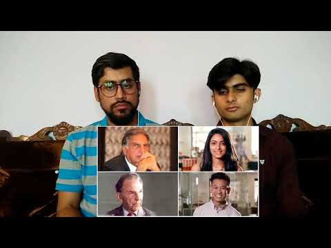 Pakistani Reaction | How BIG is TATA? (They Own Jaguar) | ColdFusion | Pindi Boys Reaction