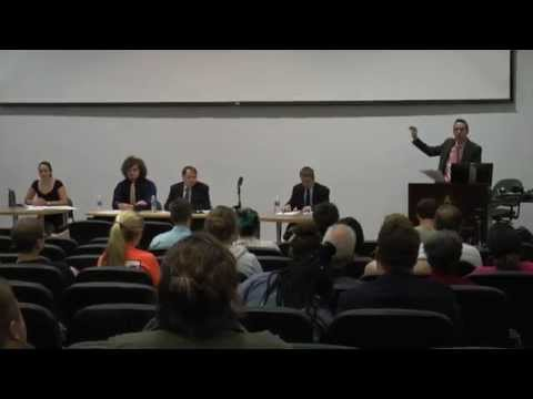 2015 Constitution Day Debate - Morris Library
