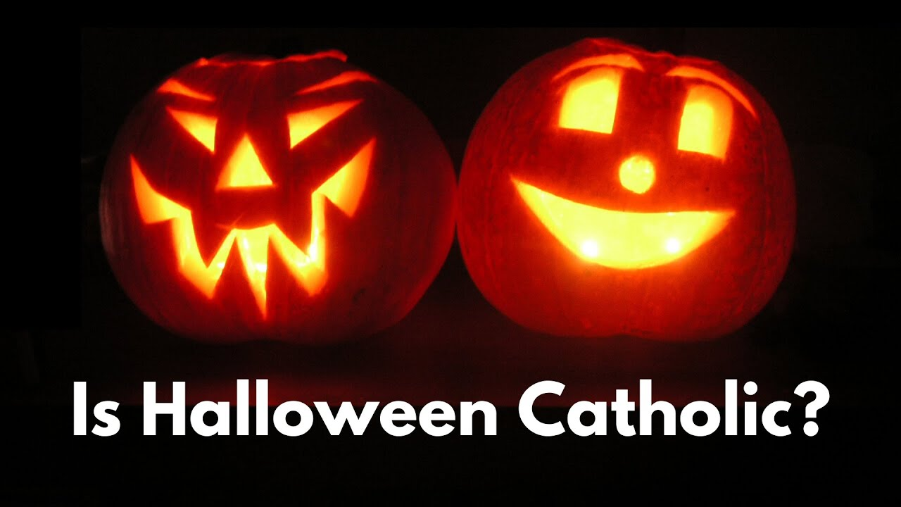 The Catholic roots of Halloween, the Vigil of All Saints' Day