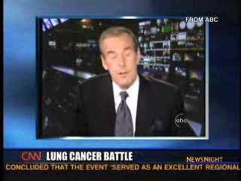 Peter Jennings' Final TV Sign-Off