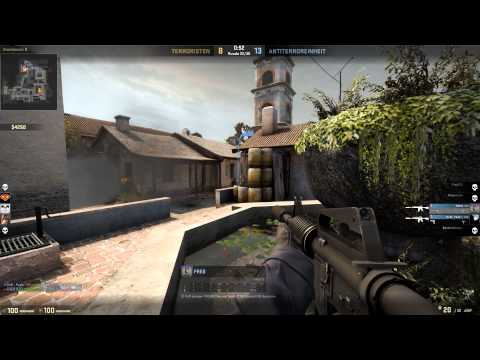 Counter-Strike: Global Offensive [2/2] (Funny Wettbewerb Anti-Terror Seite)