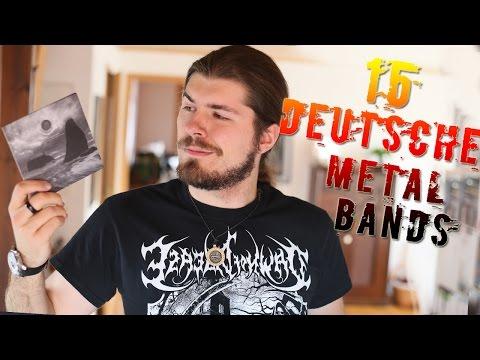 15 Deutsche METAL Bands die du anhören solltest!
