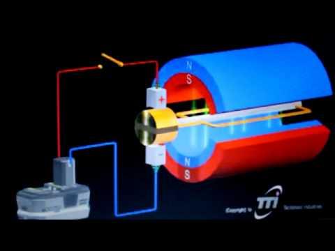 LE260: DC Motor PART 1.wmv