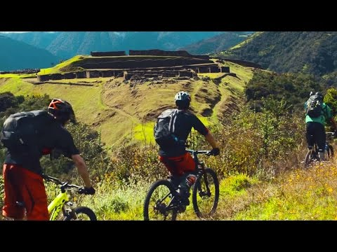 Chasing the Inca - SHORT FILM