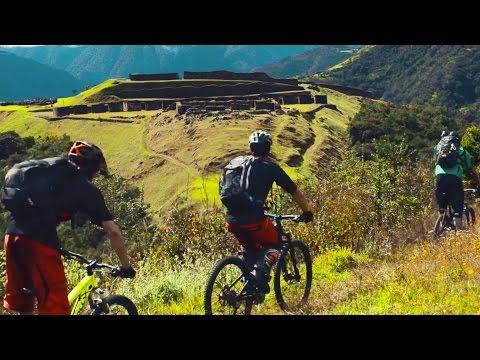 Chasing the Inca - SHORT FILM