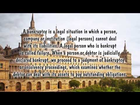 Spanish Bankruptcy Law