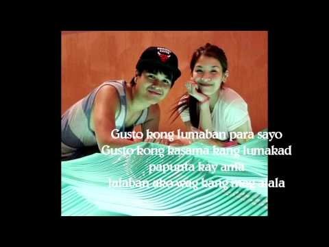 Lalaban ako The Jamich Song With Lyrics (Still One) CRSP