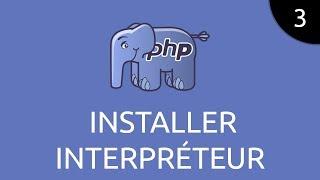 PHP #3 - installer l'interpréteur Mp3