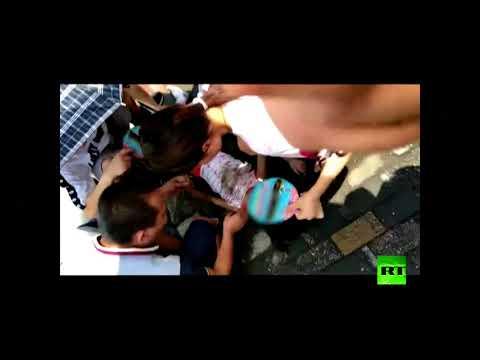 شاهد.. لحظة دهس طفلة في الصين  - نشر قبل 9 ساعة