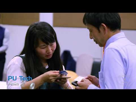 PU Tech Asia 2017 -  2nd Southeast Asia's Polyurethane Exhibition in Bangkok, Thailand