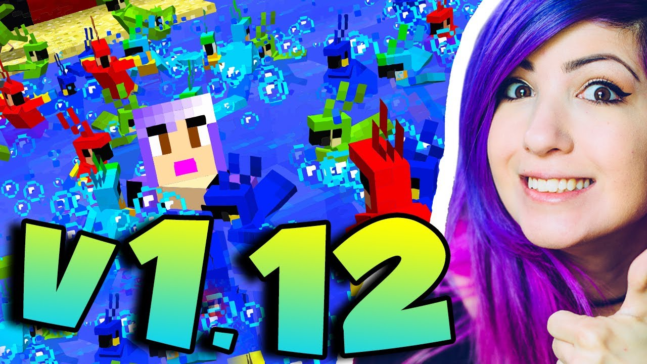 World Of Color Update Minecraft 112 Update Review