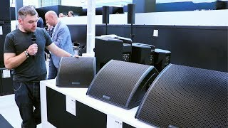 dBTechnologies FMX, nowe monitory sceniczne! [Prolight+Sound 2019]