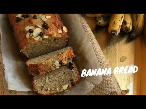How To Make Banana Bread - Healthy Version