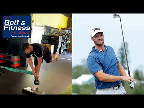 Wyndham Clark | The Golf & Fitness Show with Cory G