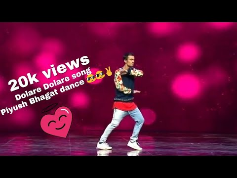 Piyush Bhagat dance on dola re dola dance + season 2 Full HD VIDEO