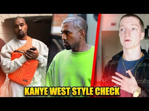 KANYE WEST STYLE CHECK Mp3