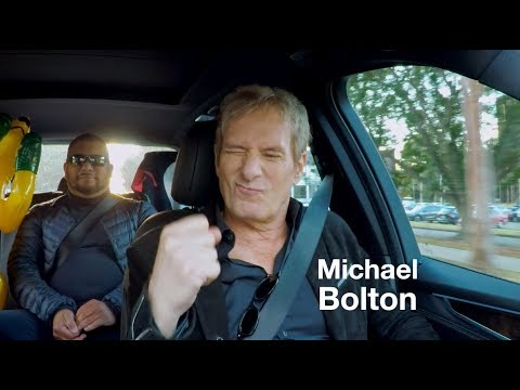 Who's In The Car with Michael Bolton | Youi