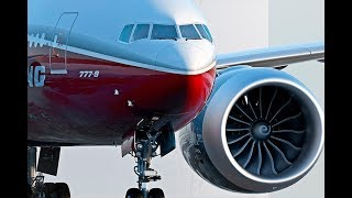 Boeing Officially Starts 777X Production.