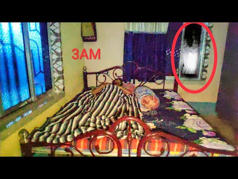 real-ghost-caught-on-cctv-camera- -ghost-hunting-2019- -3am-vlogs