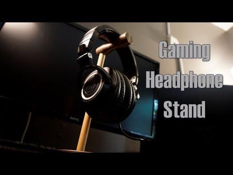 CHEAP Gaming Headphone Stand!
