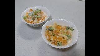 Новогодний выпуск   ч 5 Фруктовый салат